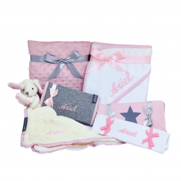 Luxury Minky Hamper