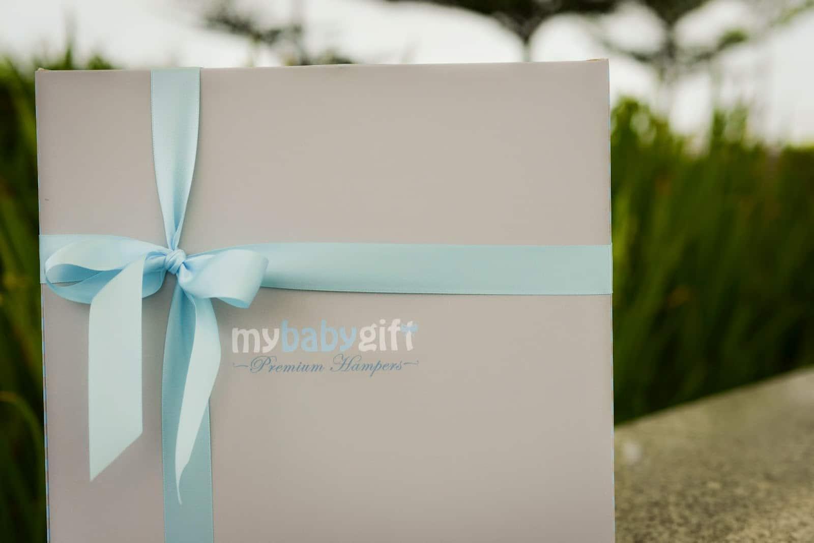 Stylish, elegant gifts in a box