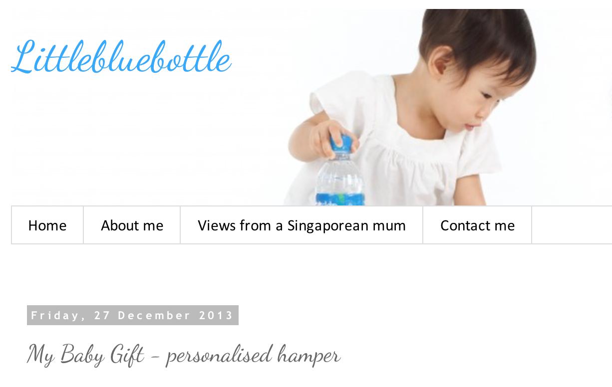 littlebluebottles.blogpost.sg review on www.mybabygift.com
