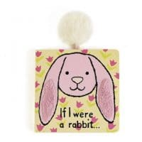 Jellycat- Rabbit Board Book