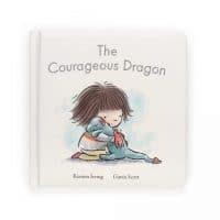 Jellycat- The Courageous Dragon Book